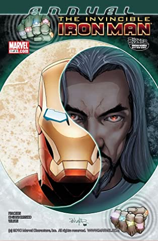 Invincible Iron Man (2008-2012) Annual #1.1