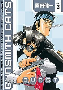 Gunsmith Cats: Burst Vol. 3