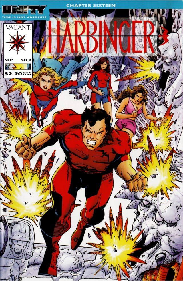 Harbinger (1992-1995) #9