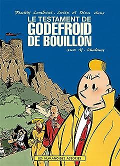 Freddy Lombard: Le Testament de Godefroid de Bouillon