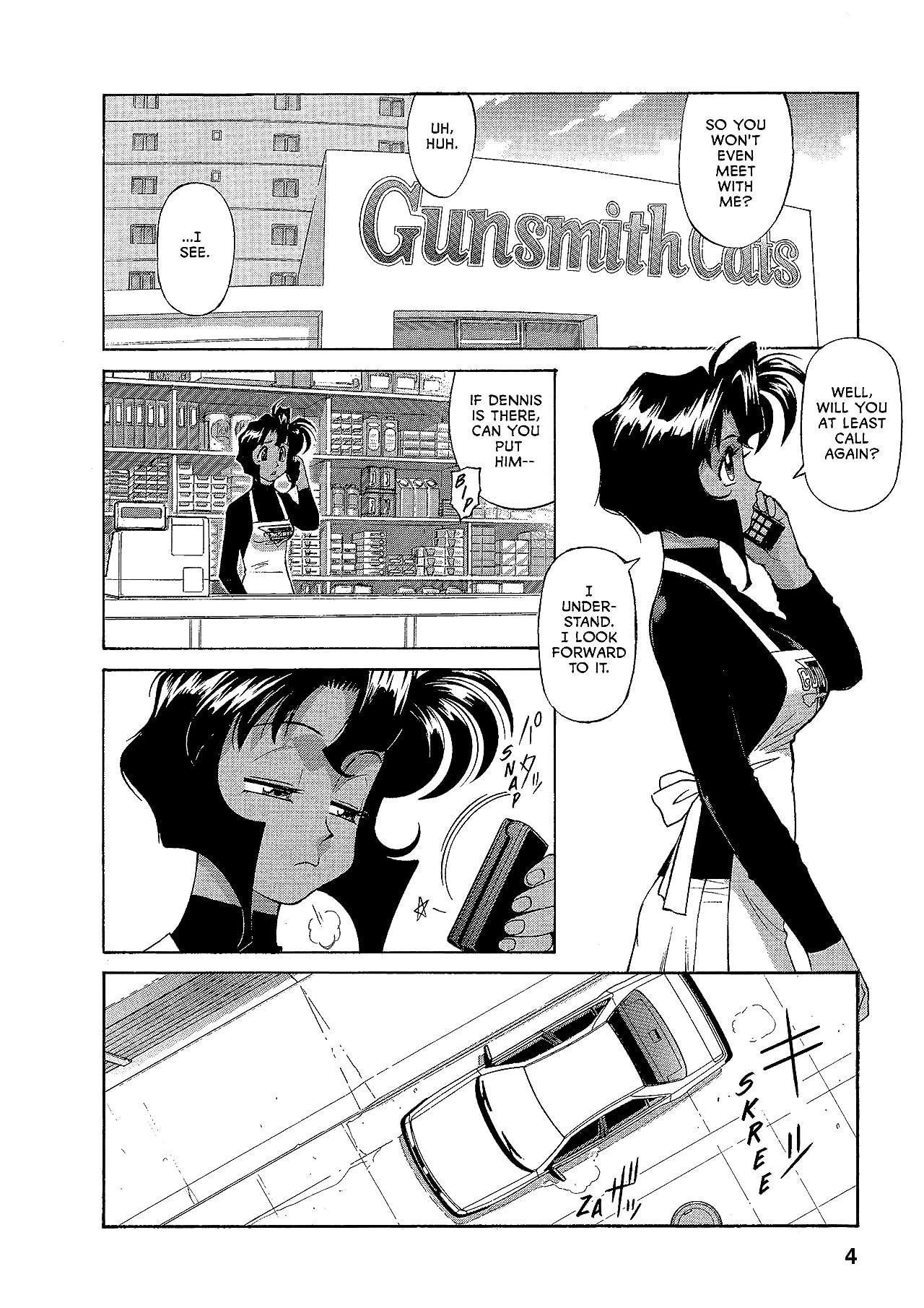Gunsmith Cats: Burst Vol. 5
