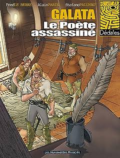 Galata Vol. 1: Le Poète assassiné