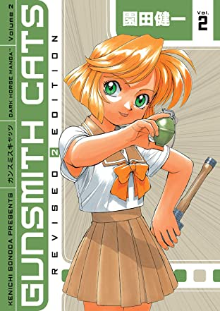 Gunsmith Cats Revised Edition Tome 2