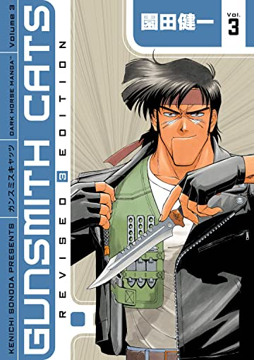 Gunsmith Cats Revised Edition Tome 3