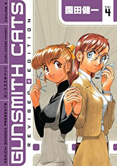 Gunsmith Cats Revised Edition Vol. 4