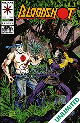 Bloodshot (1993-1996) #7
