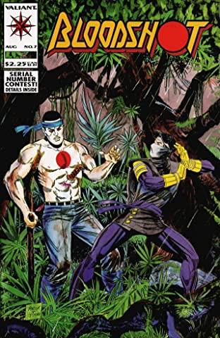 Bloodshot (1993-1996) No.7