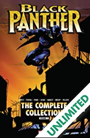 Black Panther by Christopher Priest: The Complete Collection Vol. 1