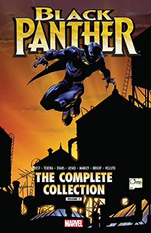 Black Panther by Christopher Priest: The Complete Collection Tome 1