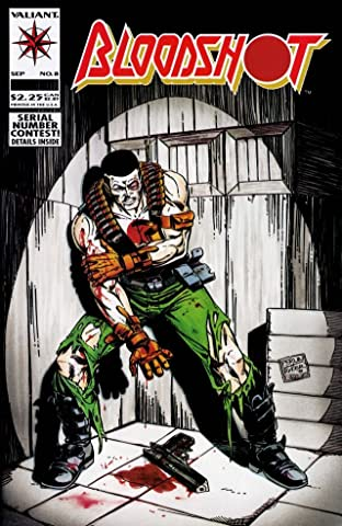 Bloodshot (1993-1996) No.8