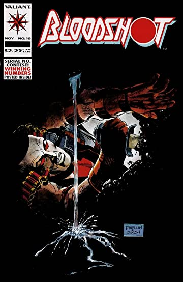 Bloodshot (1993-1996) #10