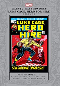 Luke Cage, Hero For Hire Masterworks Vol. 1