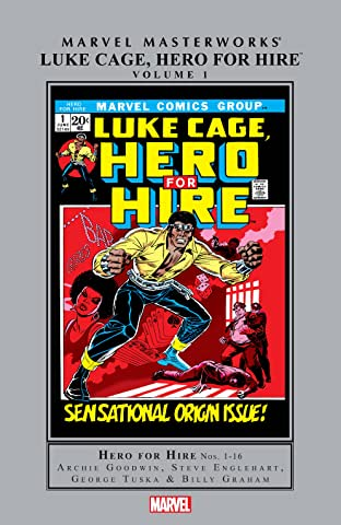 Luke Cage, Hero For Hire Marvel Masterworks Vol. 1