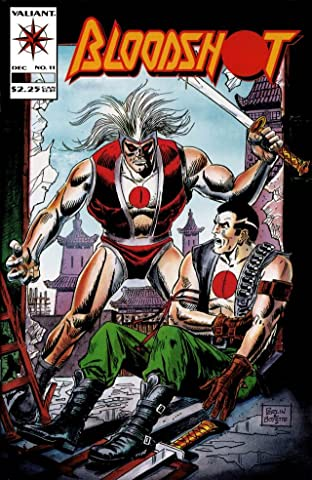 Bloodshot (1993-1996) No.11