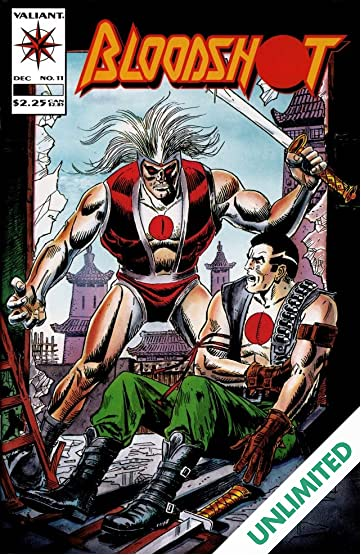 Bloodshot (1993-1996) #11
