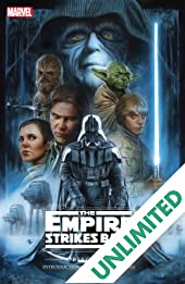 Star Wars Episode Iv A New Hope Comics By Comixology