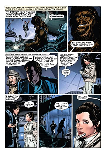 Star Wars Episode V The Empire Strikes Back Comics By Comixology