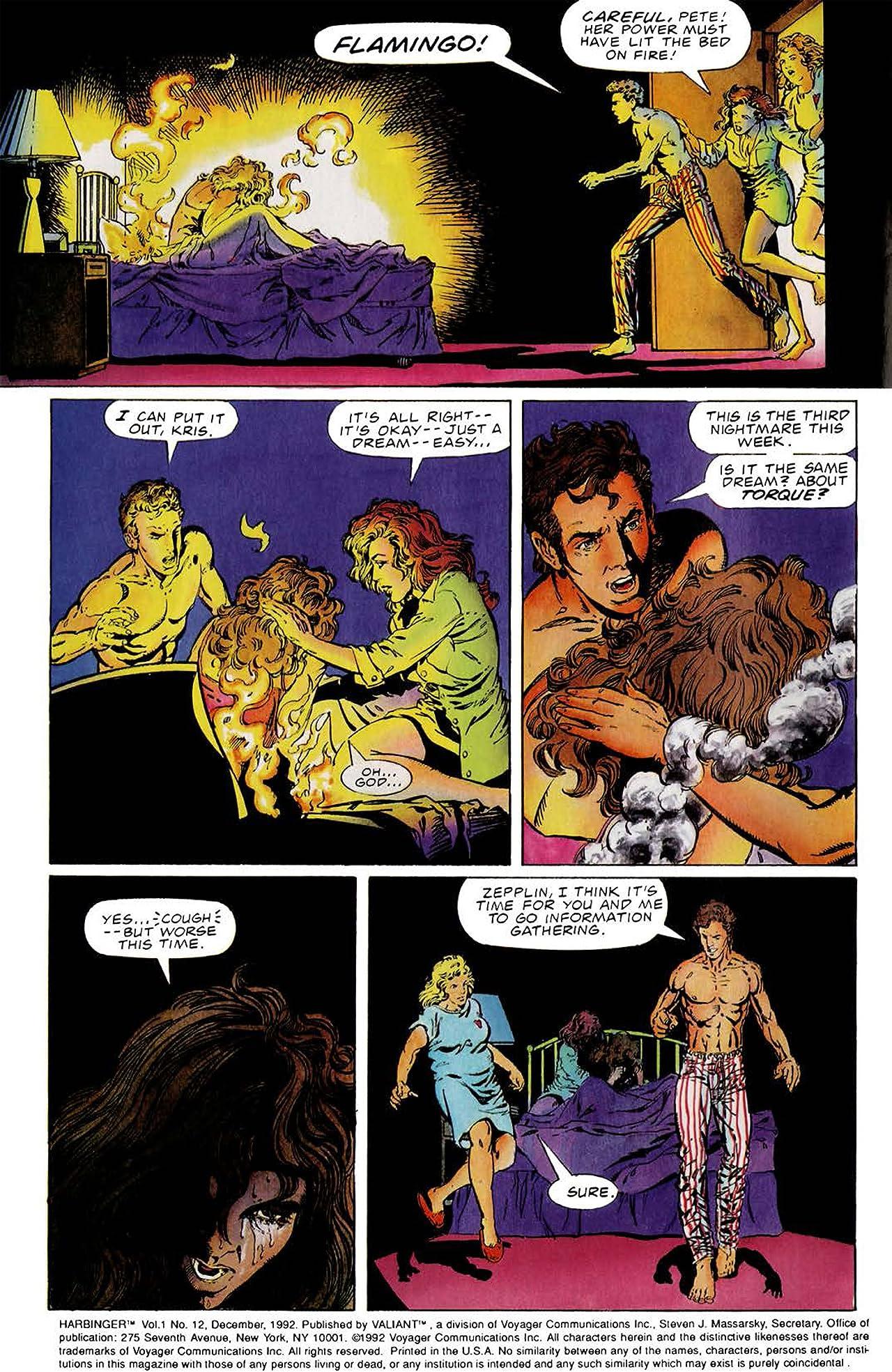 Harbinger (1992-1995) #12