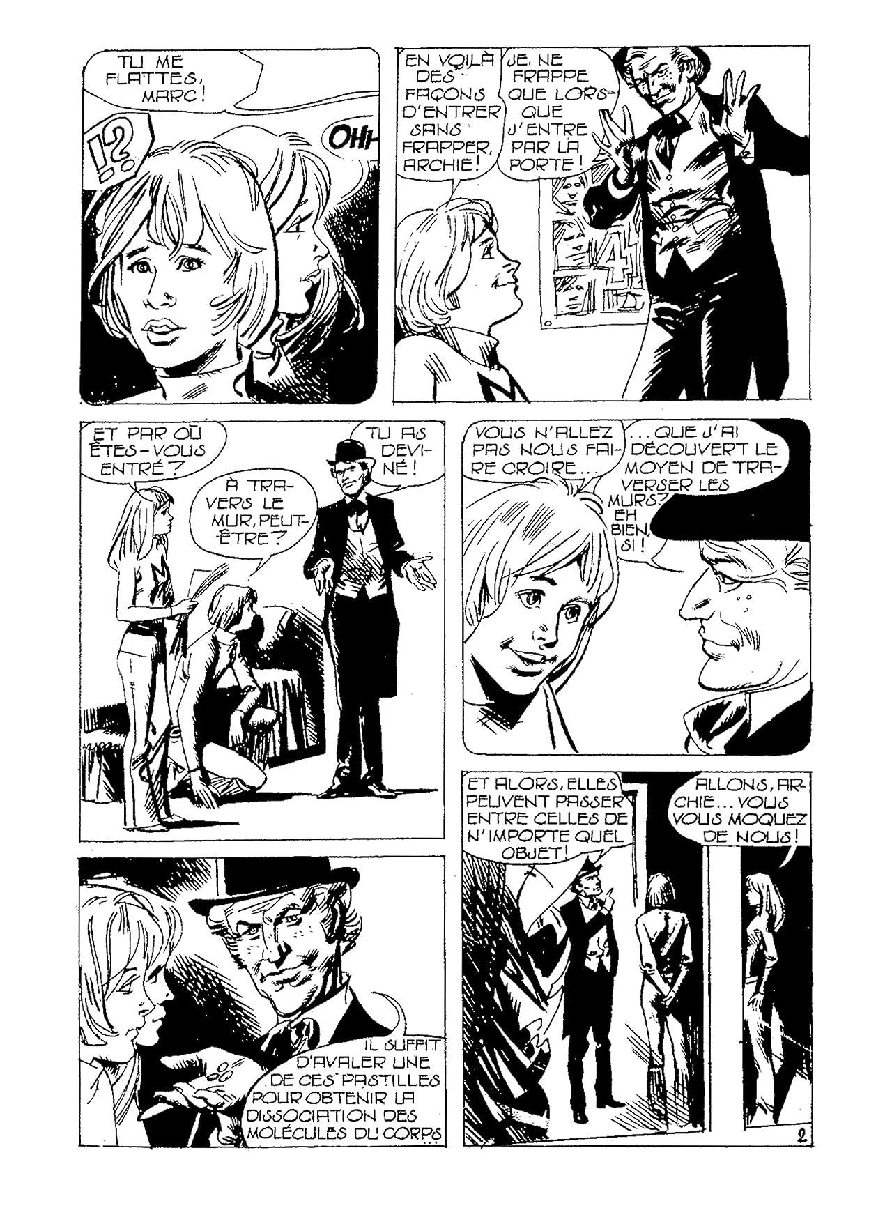 ARCHIE BOLT Vol. 2: Les Pilules Magiques