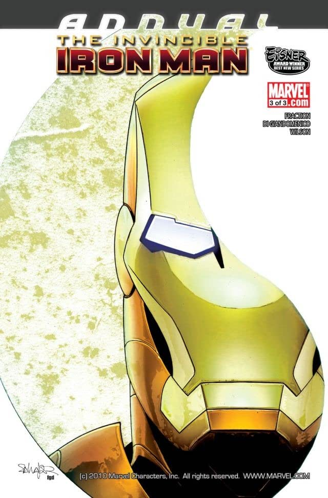 Invincible Iron Man (2008-2012) Annual #1.3
