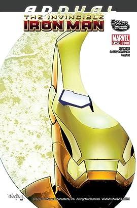 Invincible Iron Man (2008-2012) Annual #1.3