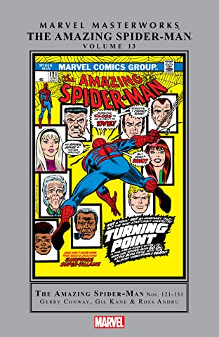 Amazing Spider-Man Masterworks Vol. 13