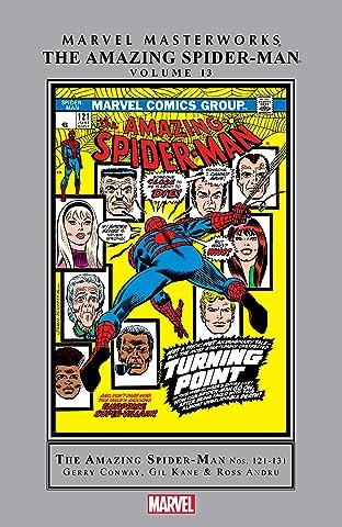 Amazing Spider-Man Masterworks Tome 13