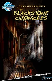 John Saul Presents The Blackstone Chronicles #1 (of 4)