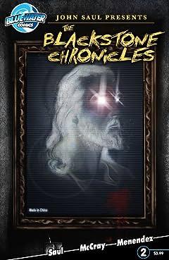 John Saul Presents The Blackstone Chronicles #2 (of 4)