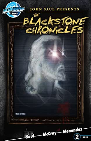 John Saul Presents The Blackstone Chronicles #2 (of 4)