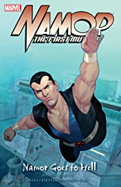 Namor: The First Mutant Vol. 2: Namor Goes To Hell