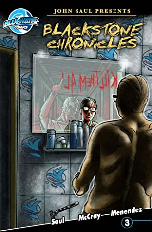 John Saul Presents The Blackstone Chronicles #3 (of 4)