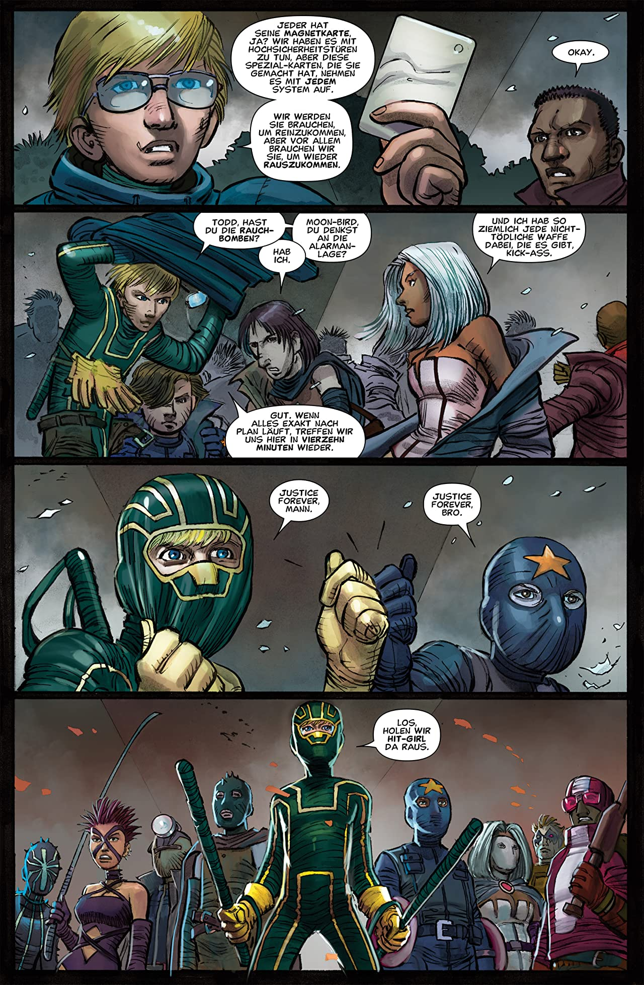 Kick-Ass 3 Vol. 3