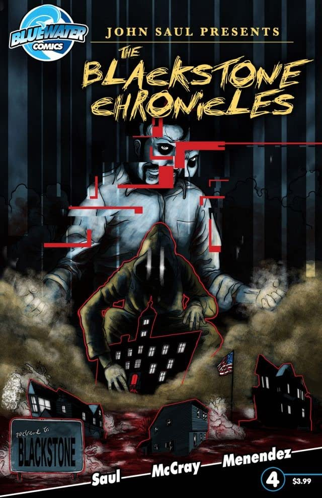 John Saul Presents The Blackstone Chronicles #4 (of 4)