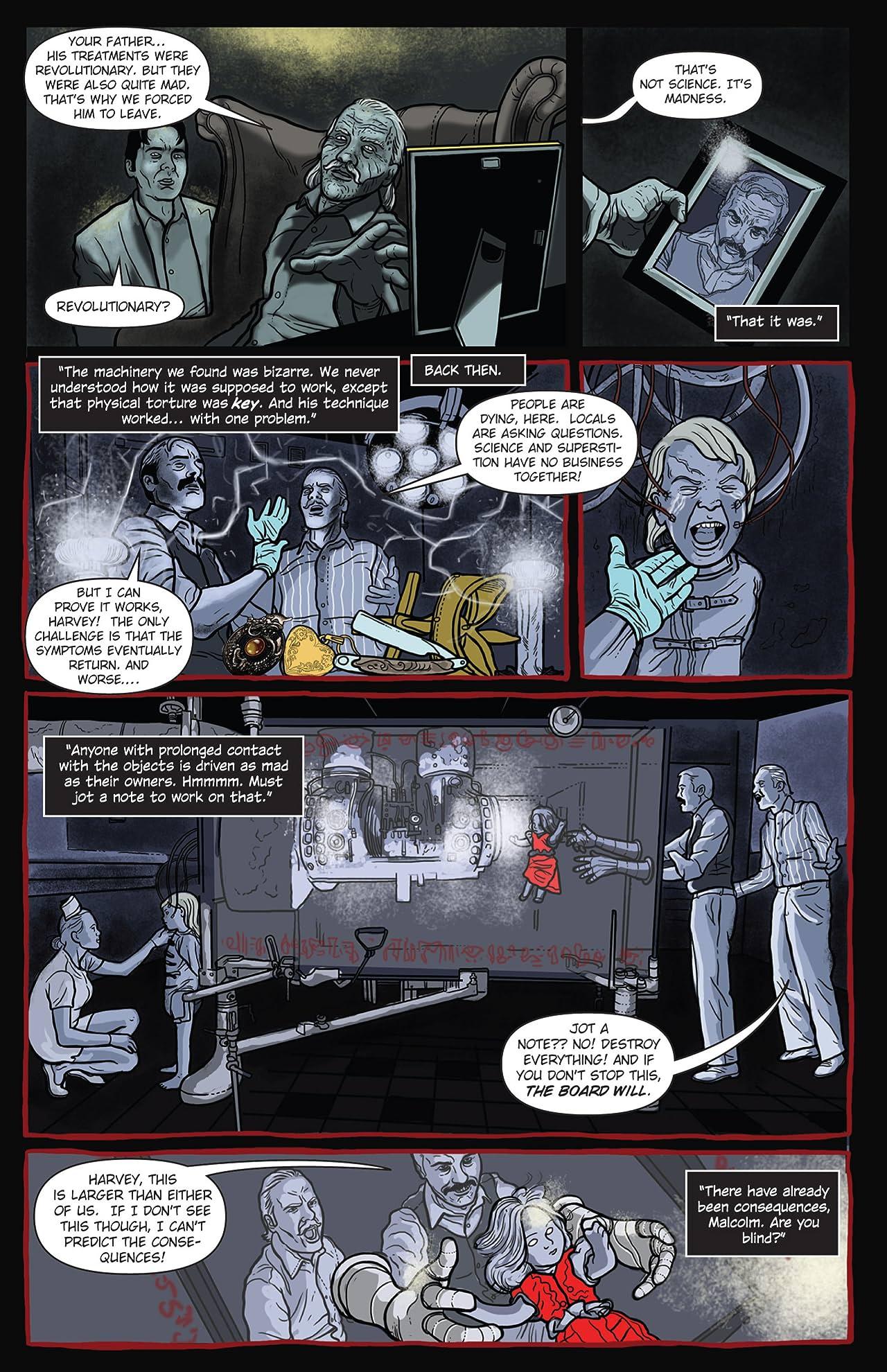 John Saul Presents The Blackstone Chronicles #4 (of 4)