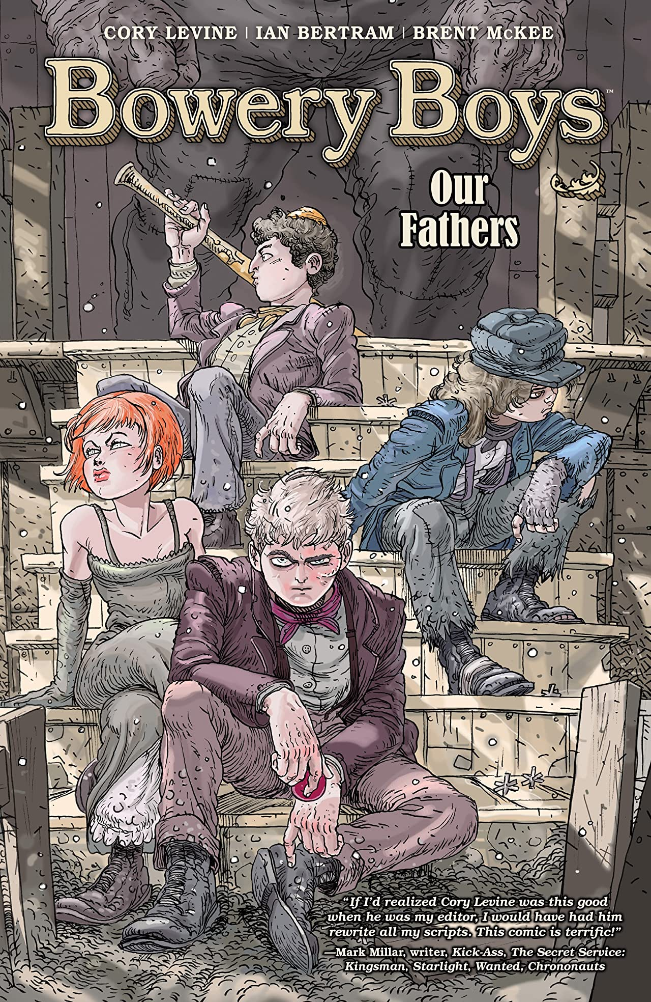 Bowery Boys: Our Fathers Vol. 1