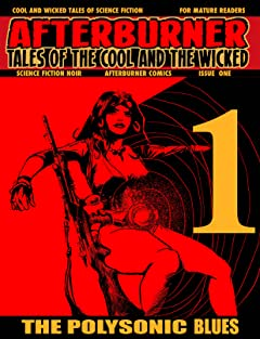 Afterburner: Tales Of The Cool And The Wicked: Polysonic Blues