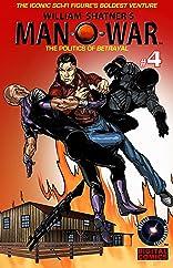William Shatner's Man O' War #4