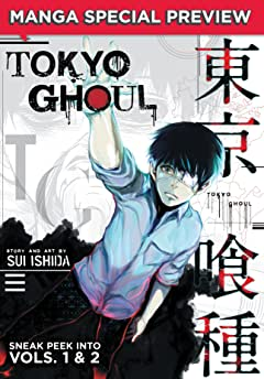 Tokyo Ghoul Manga Special Preview Vol. 1