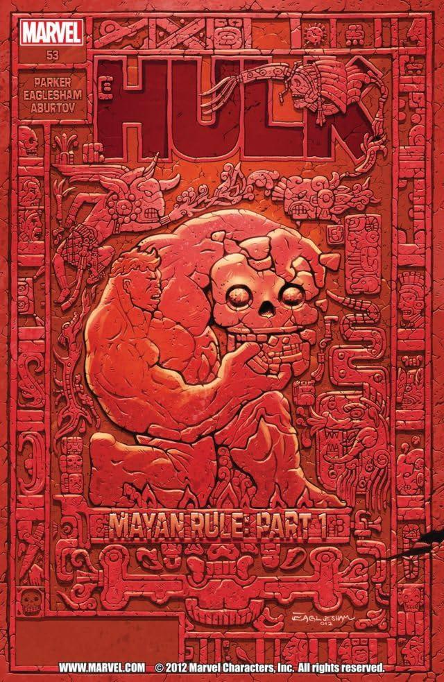 Hulk (2008-2012) #53