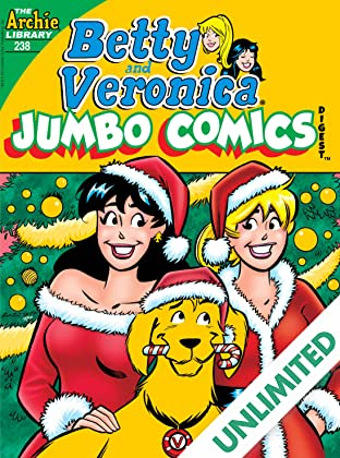 Betty & Veronica Comics Double Digest #238