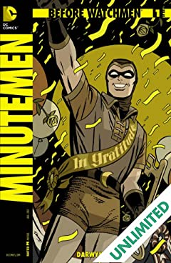 Before Watchmen: Minutemen #1 (of 6)