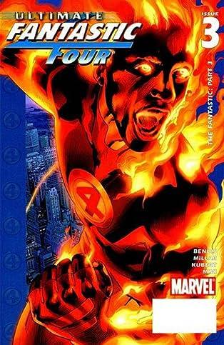 Ultimate Fantastic Four #3