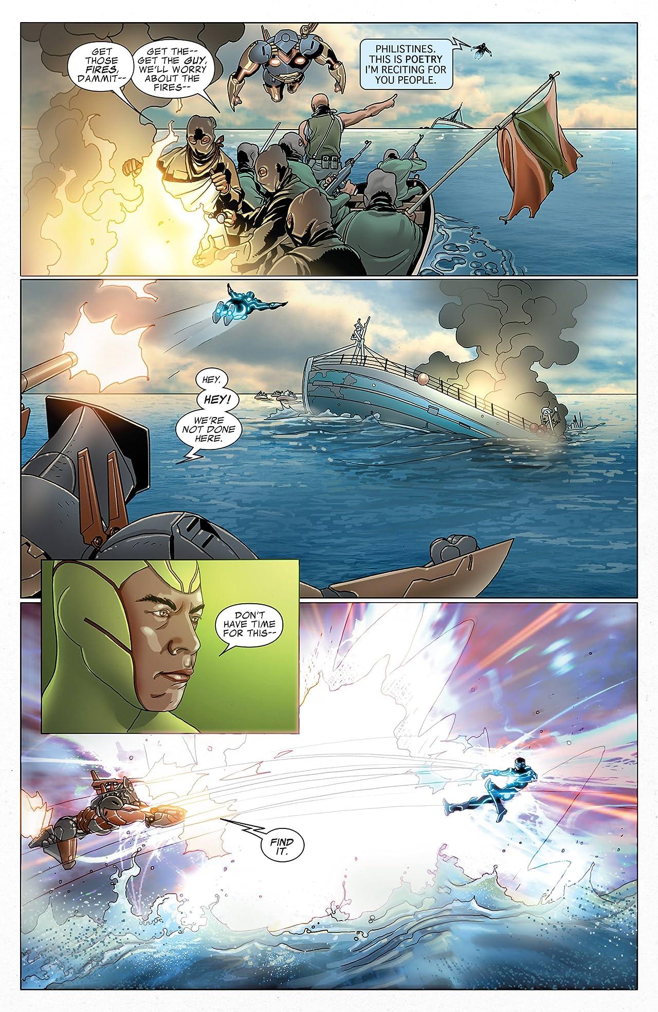 Invincible Iron Man (2008-2012) #518