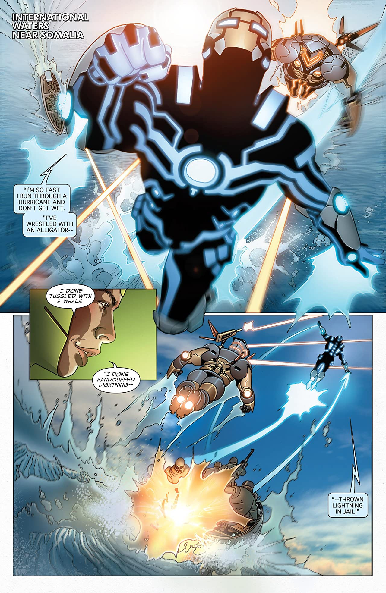 Invincible Iron Man (2008-2012) #518