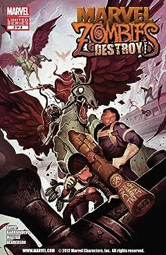 Marvel Zombies Destroy No.3 (sur 5)