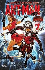 Ant-Man: Last Days #1