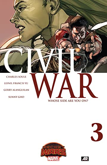 Civil War (2015) #3
