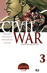 Civil War (2015-) #3
