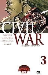Civil War (2015-) #3